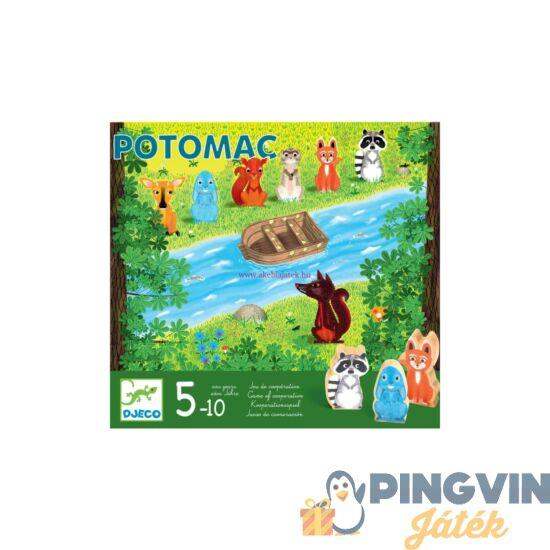 Djeco - Potomac társasjáték (DJ08407)