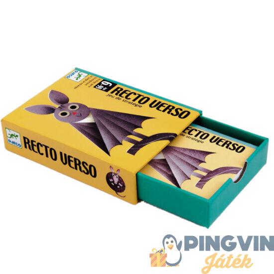 Djeco - Recto Verso Kártyajáték (DJ05135)
