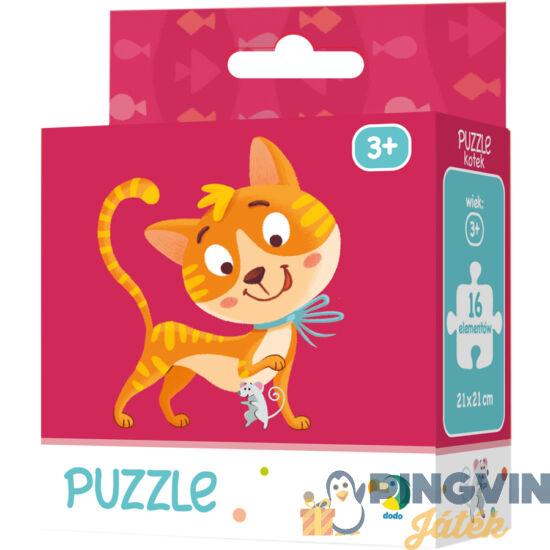 Dodo Cica puzzle 16db-os