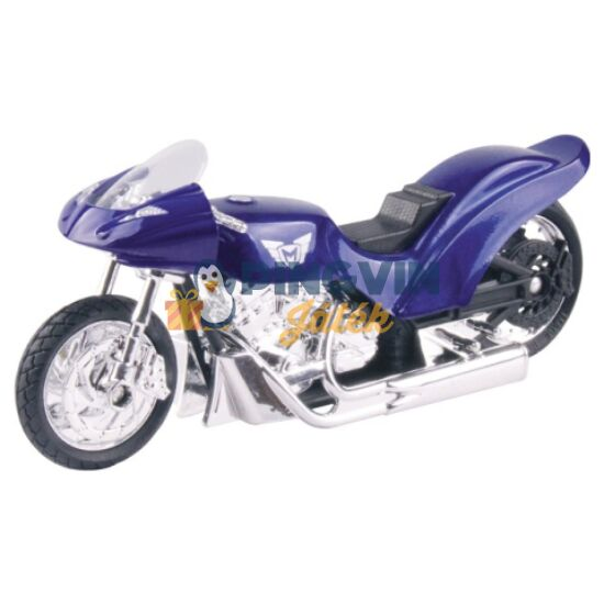 Mondo Toys - Drag Bike motor modell 1/18 (55001/drag)