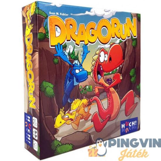 Huch! Dragorun társasjáték