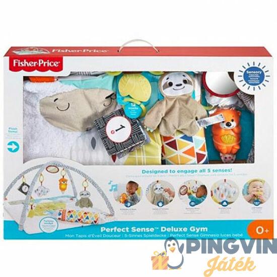 Fisher-Price: Deluxe játszószőnyeg - Mattel
