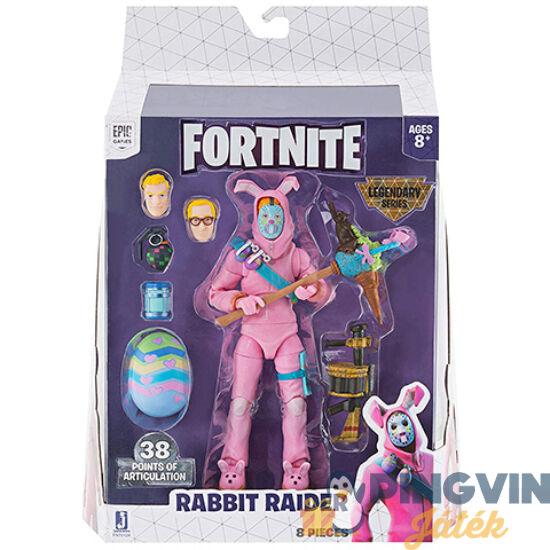 Fortnite - Legendary Series: Rabbit Raider akció figura 15cm-es