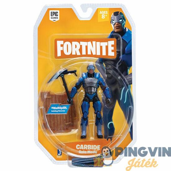 Fortnite: Carbide 10cm-es karakter figura 1db építő panellel