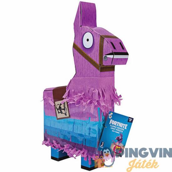 Fortnite: Llama kincses pinata 1db karakter figurával és 22db zsákmánnyal