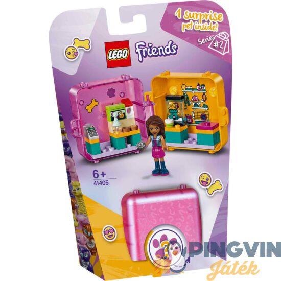 LEGO® Friends Andrea Shopping dobozkája 41405