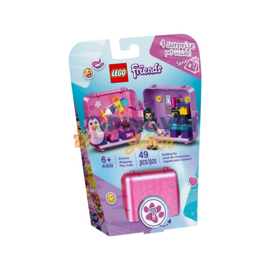 LEGO® Friends Emma Shopping dobozkája 41409