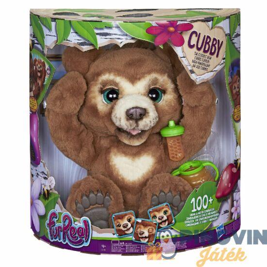 Furreal Cubby A Kíváncsi Maci - Hasbro