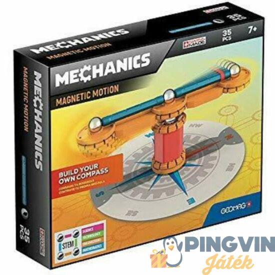 Geomag Mechanics Magnetic Motion Compass 35db-os készlet