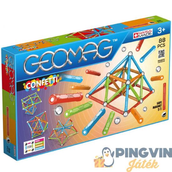 Geomag confetti 88db-os készlet