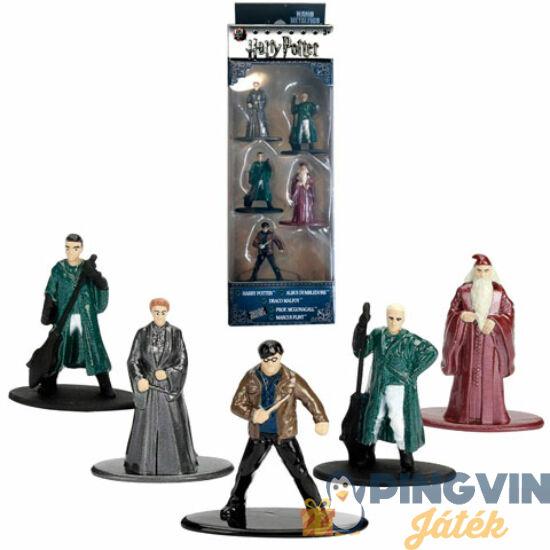 Jada Toys - Harry Potter: A kviddics kupa 5 db-os figura szett (253180002)