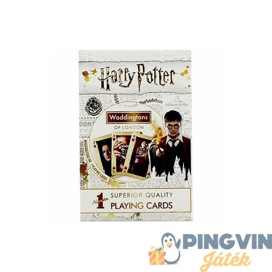Harry Potter francia kártya