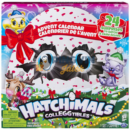 Hatchimals Adventi naptár - Spin Master