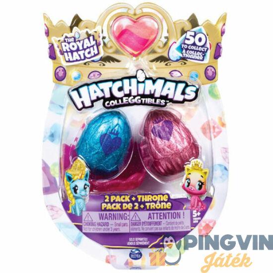 Hatchimals meglepetés csomag fészekkel és figurákkal