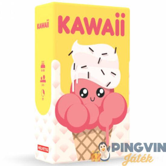 Asmodee - Helvetiq Kawaii társasjáték (HKAWTK1907002)