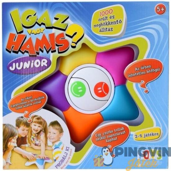 Flair Toys - Igaz vagy hamis junior társasjáték (4518098)
