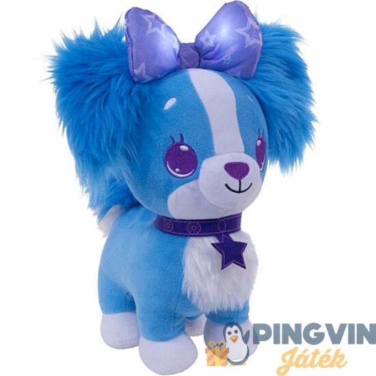 Kívánságpajti Kék kutyus plüss