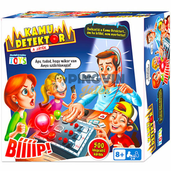 Flair Toys - Kamu detektor tásasjáték (96967)