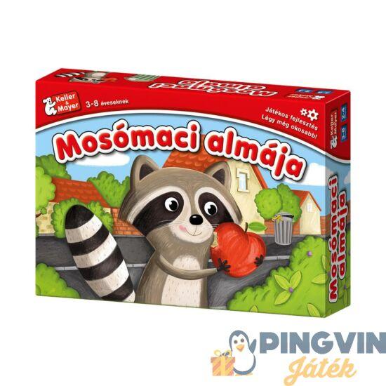 Keller&Mayer - Mosómaci almája társasjáték