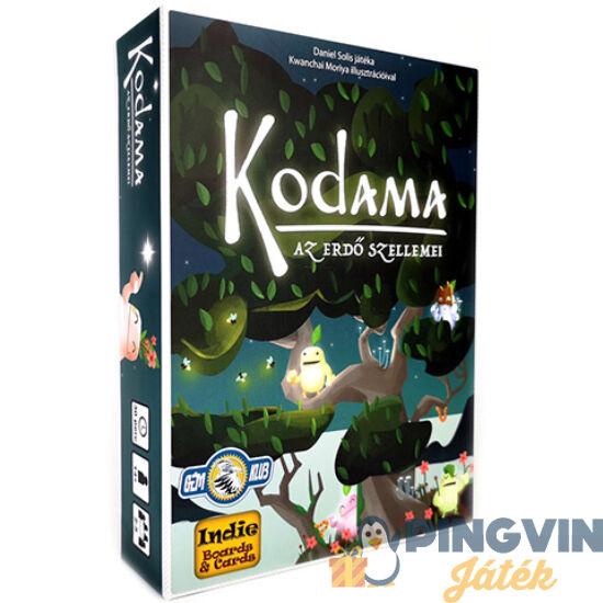 Kodama:Az erdő szellemei családi,statégiai társasjáték