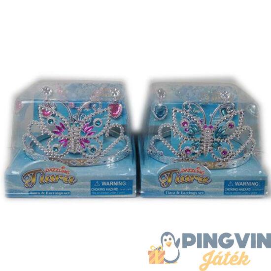 Korona ékszerekkel kétféle változatban - MK Toys