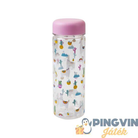 Láma kulacs - 500 ml