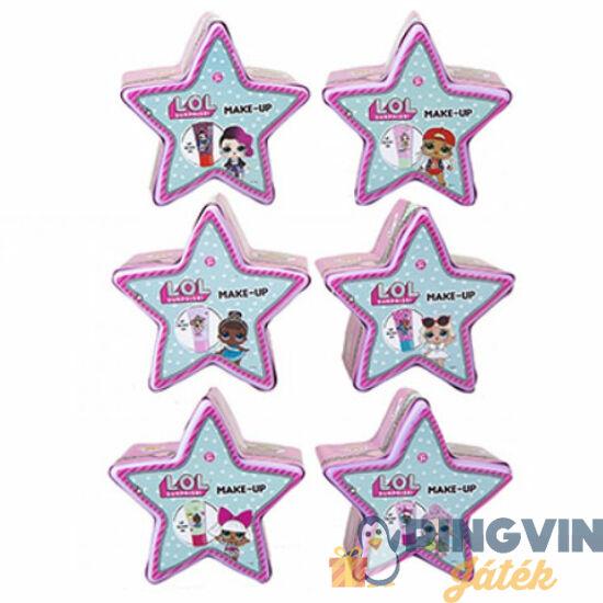 Flair Toys - L.O.L. Make up meglepetés csillag többféle változatban 1db (303501)
