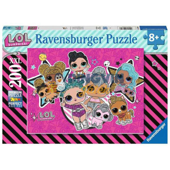L.O.L. Surprise 200db-os XXL puzzle - Ravensburger