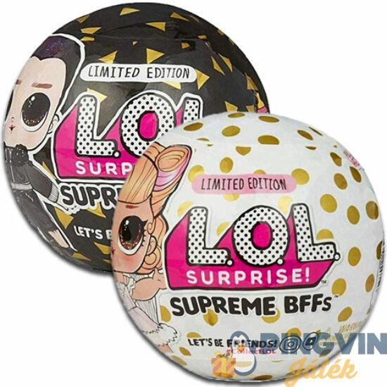 L.O.L. Surprise BFF Legjobb Barátok figura 2 változatban - Moose Enterprise