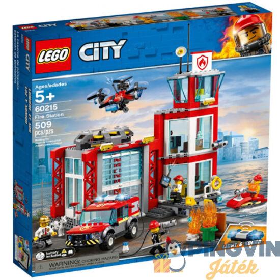 LEGO® City: Tűzoltóállomás 60215