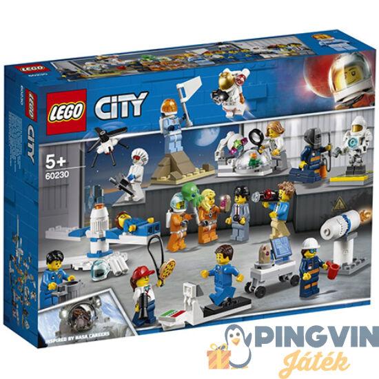 LEGO® City: Figuracsomag - űrkutatás és fejlesztés (60230)