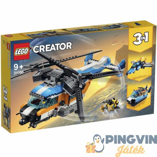 LEGO® Creator: Ikerrotoros helikopter 31096