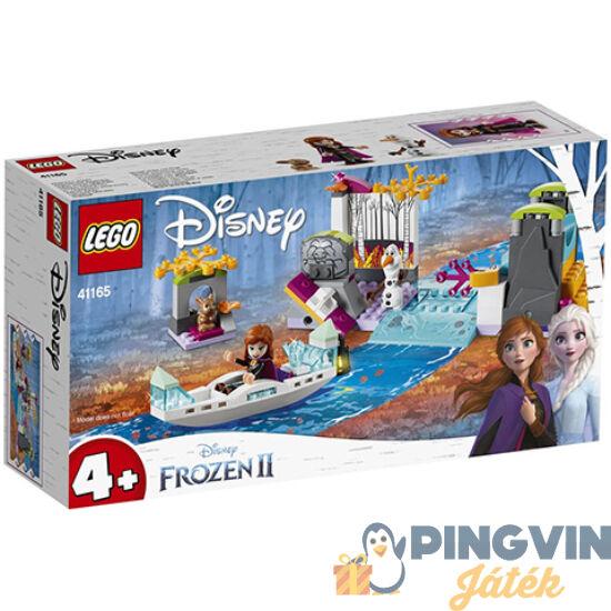 LEGO® Disney Jégvarázs 2 - Anna kajaktúrája (41165)
