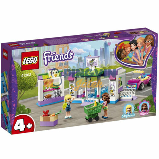 LEGO® Friends: Heartlake City szupermarket 41362