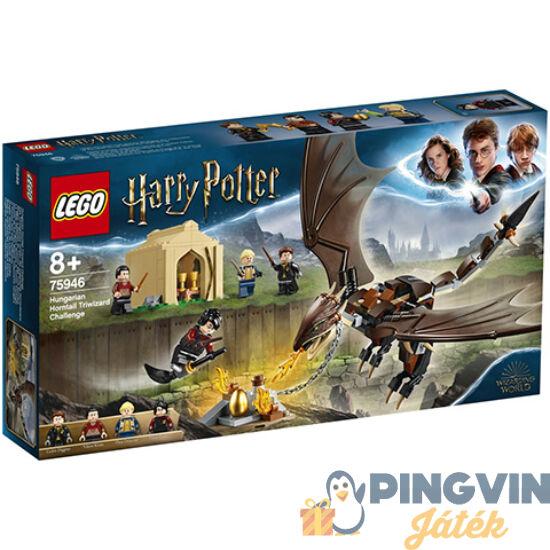LEGO® Harry Potter: Magyar mennydörgő trimágus kihívás 75946