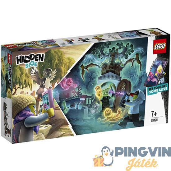 LEGO® Hidden Side™: Temetői rejtély 70420