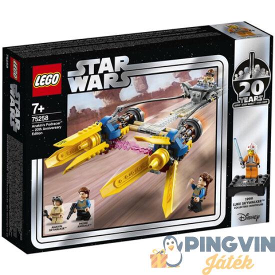 LEGO® Star Wars™ - Anakin fogata – 20. évfordulós kiadás 75258