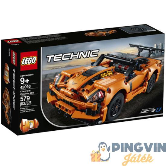 LEGO® Technic: Chevrolet Corvette ZR1 42093