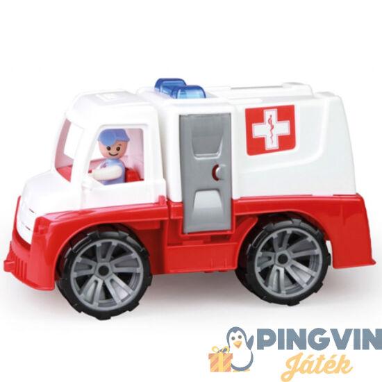LENA: Truxx mentőautó figurával 29cm