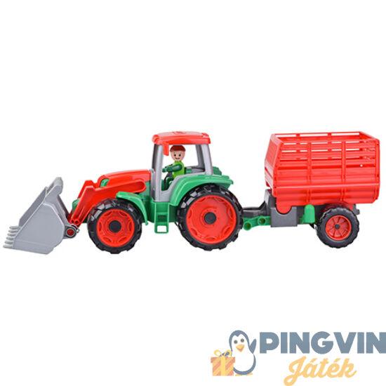 LENA: Truxx szénaszállító traktor utánfutóval 55cm