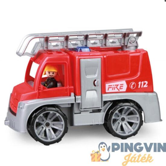 Lena - Truxx tűzoltó autó figurával 29cm (04447)