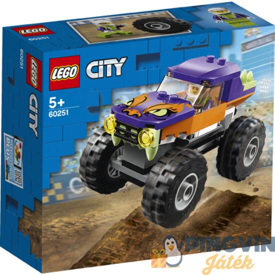 LEGO® City Great Vehicles Óriás-teherautó 60251