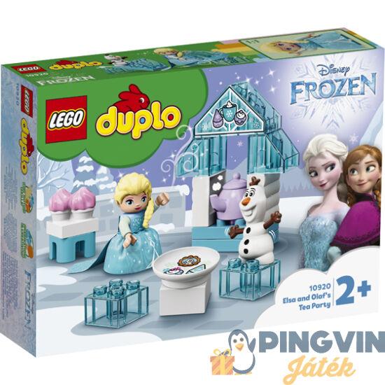 Lego DUPLO Princess TM Elsa és Olaf jeges partija 10920