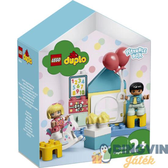 LEGO® DUPLO Town Játékszoba 10925