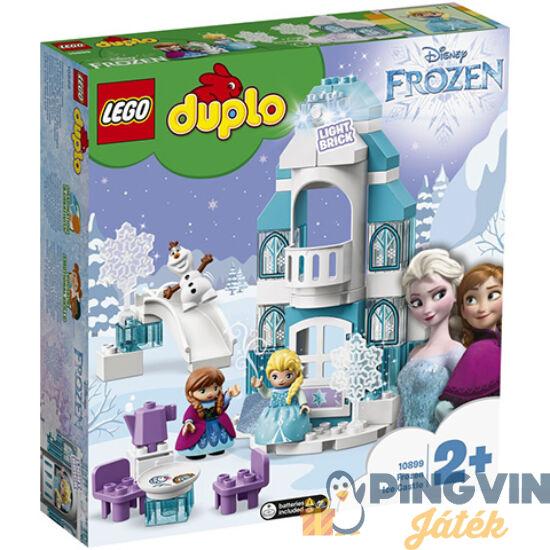 LEGO® Duplo Princess Jégvarázs Kastély 10899