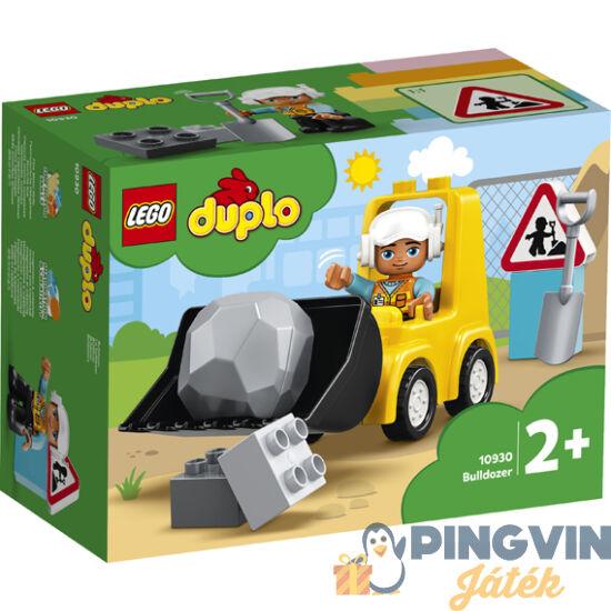 LEGO® Duplo Town Buldózer 10930