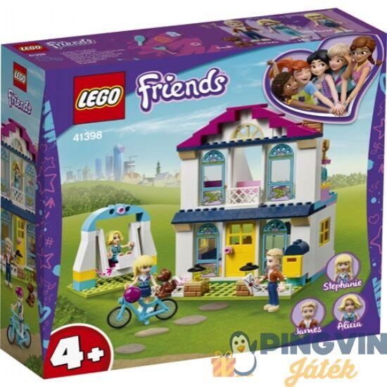 LEGO® Friends 4+ Stephanie háza 41398