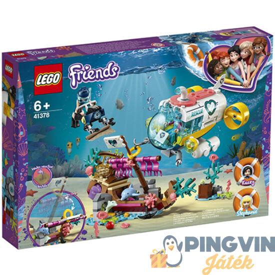 LEGO® Friends Delfin mentő akció 41378