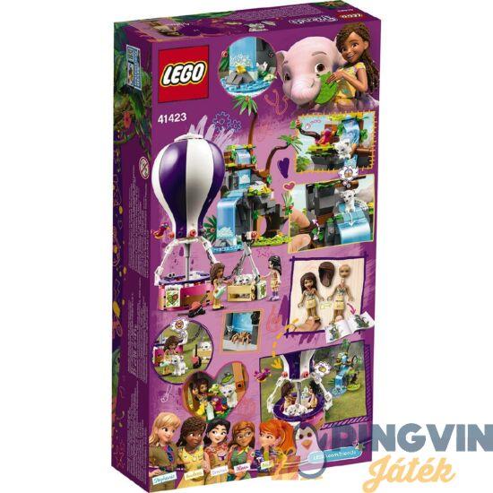 LEGO® Friends Hőlégballonos tigris mentő akció 41423