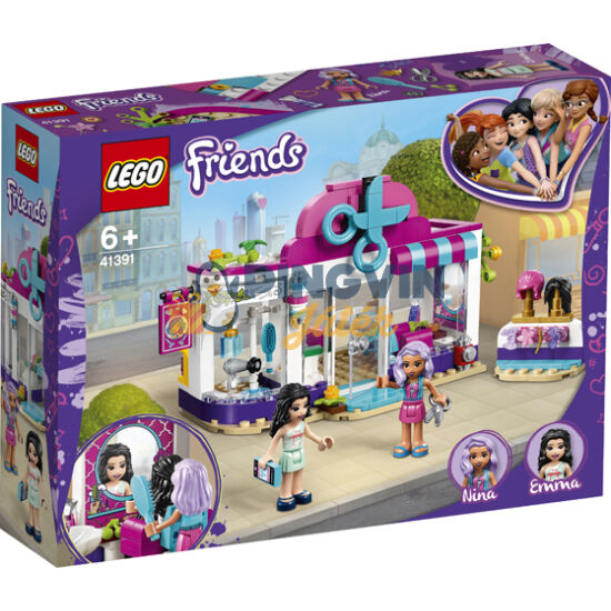 LEGO® Friends Heartlake City Fodrászat 41391